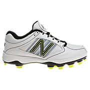 New Balance 7534, White with Silver