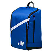Team Ball Backpack, Royal Blue with White