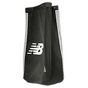 Team Ball Bag, Black with White
