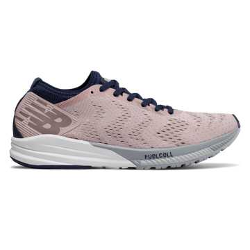 Women's Fuel Cell Impulse, Shell Pink with Light Cyclone