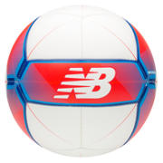 NB Furon Dispatch Ball, White with Flame & Ocean Blue