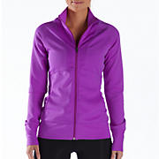 Ultimate Jacket, Purple Cactus Flower