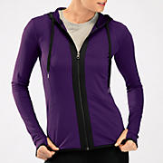 Ultimate Jacket, Acai with Black