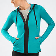Ultimate Jacket, Capri Breeze with Black