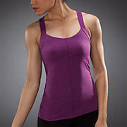 HKNB Workout Tank, Purple Cactus Flower