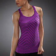 HKNB Essential Tank, Purple Cactus Flower