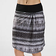 Charlie Skirt, Black with Grey