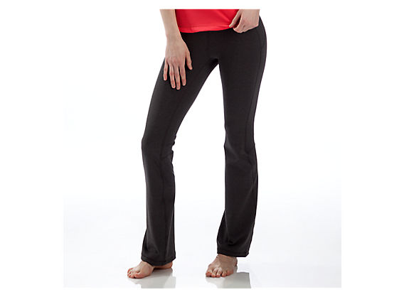 Mantra Pant, Black Heather