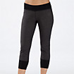 Samasara Crop Legging, Black