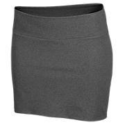 Arise Skirt, Black Heather