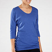 Yoga Tunic, Blue