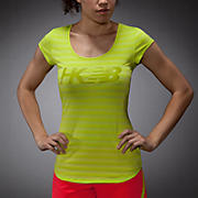 HKNB Tunic Tee, Lime Punch