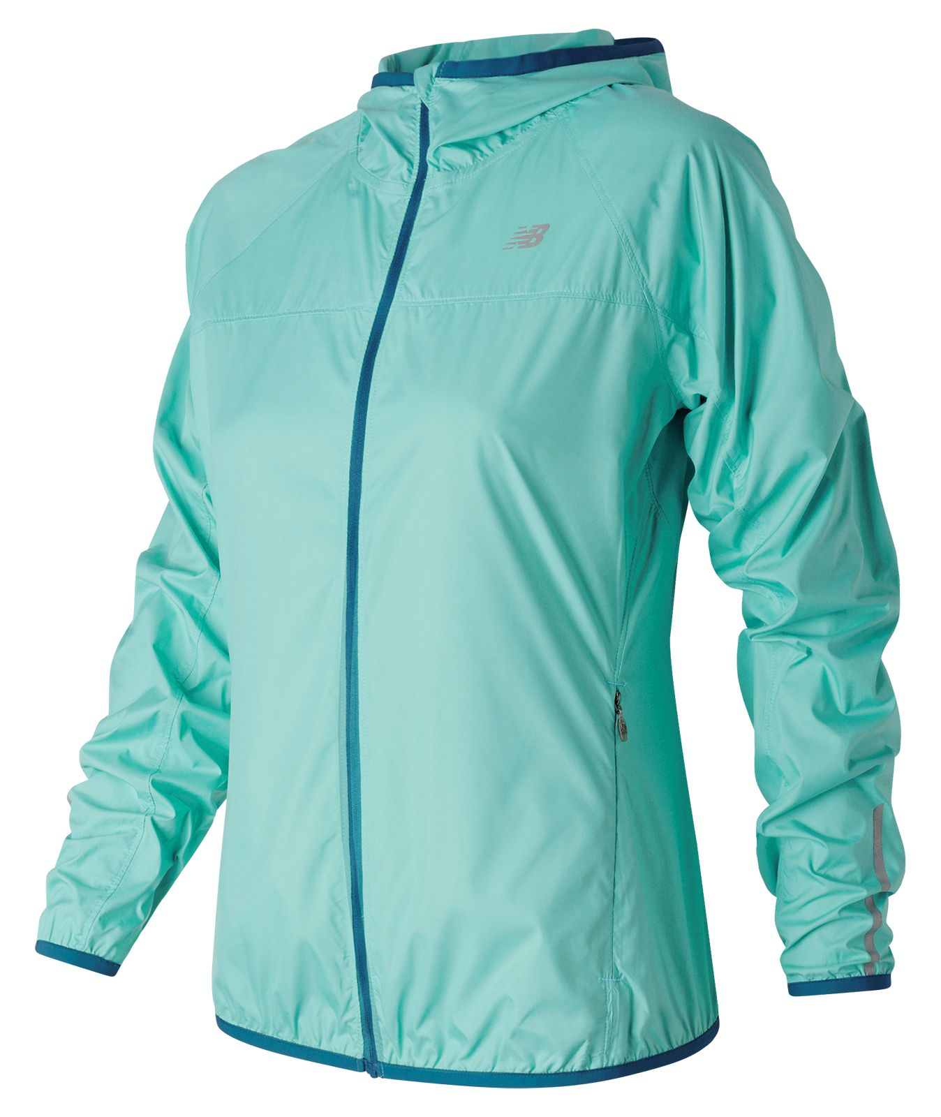 New Balance : Windcheater Jacket : Women's Apparel : WJ53111AQU