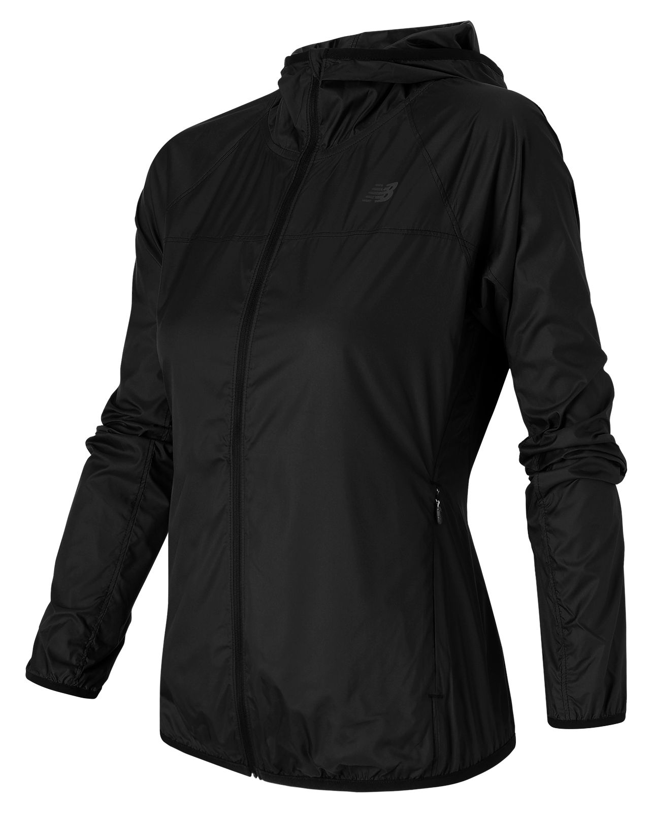 New Balance : Windcheater Jacket : Women's Apparel : WJ53111BK