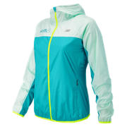 HOCR Windcheater Jacket, Sea Glass with Water Vapor