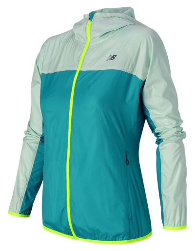 New Balance 53111 Women's Windcheater Jacket | WJ53111SGV