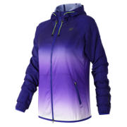 New Balance Windcheater Hybrid Jacket, Titan