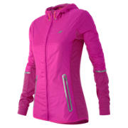 Performance Merino Hybrid Jacket, Azalea