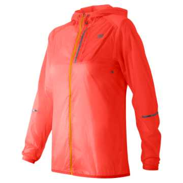 New Balance Lite Packable Jacket, Dragonfly