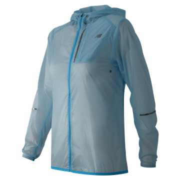 New Balance Lite Packable Jacket, Freshwater Multi