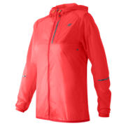 NB Lite Packable Jacket, Guava