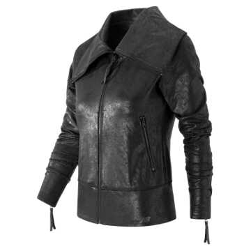 New Balance Shadow Jacket, Black