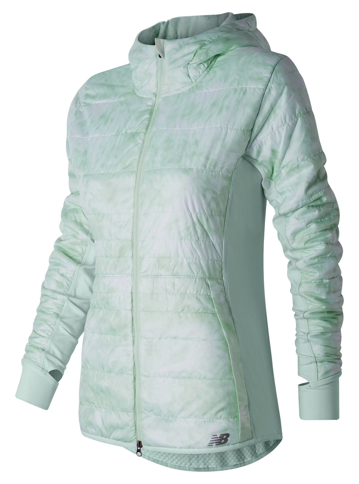 New Balance : NB Heat Hybrid Jacket : Women's Apparel : WJ63120DFP