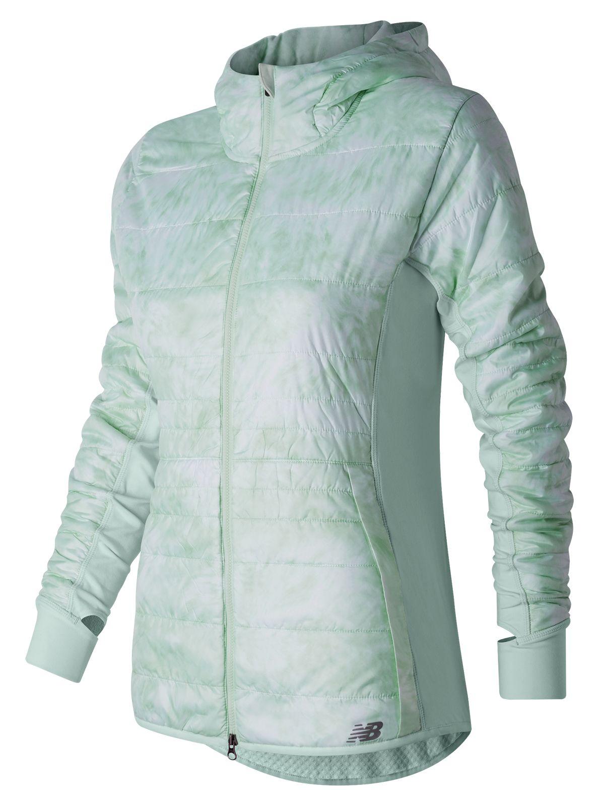 New Balance : NB Heat Hybrid Jacket : Women's Apparel : WJ63120DFP