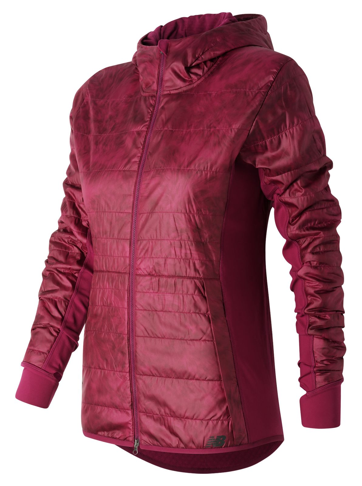 New Balance : NB Heat Hybrid Jacket : Women's Apparel : WJ63120JFP