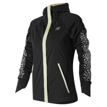 New Balance Beacon Jacket, Black
