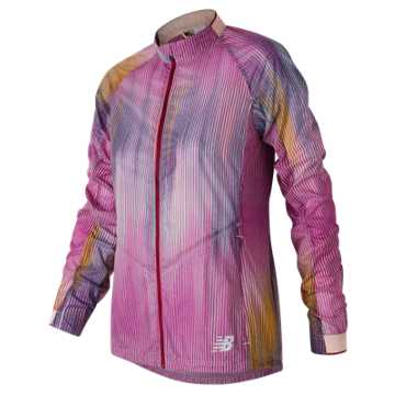 New Balance First Jacket, Jewel Multi