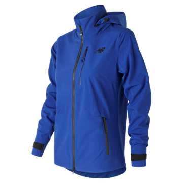 New Balance Womens 3L Jacket, Atlantic