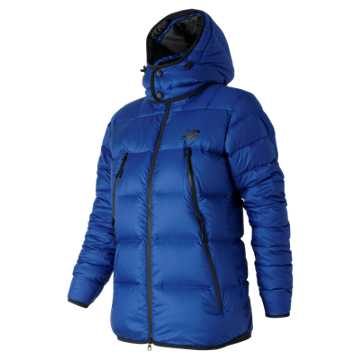 New Balance Women's Down Jacket, Atlantic