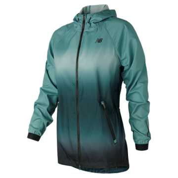 New Balance Hybrid Jacket, Typhoon