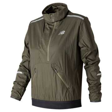 New Balance Sprint Anorak, Triumph Green