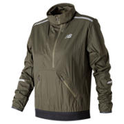 NB Sprint Anorak, Triumph Green