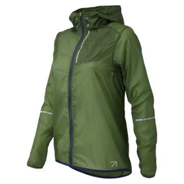 New Balance J.Crew Lightweight Jacket, Jalapeno