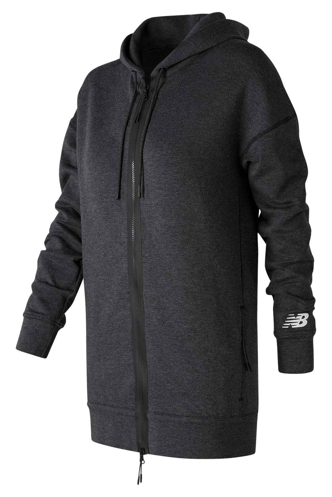 New Balance : Sport Style Fleece Hoodie : Women's Casual : WJ71561BKH