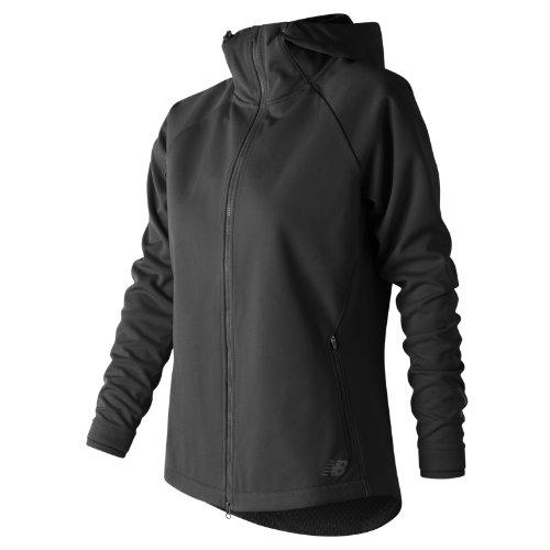 New Balance Winter Protect Jacket Girl's All Clothing - WJ73104BK