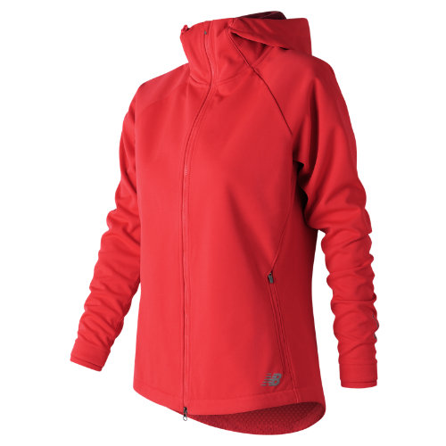 New Balance Winter Protect Jacket Girl's All Clothing - WJ73104ENR