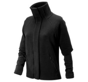 뉴발란스 인텐시티 여성 자켓 블랙 New Balance Women's Intensity Jacket, Black, WJ73106BK