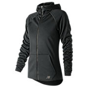 NB CoreFleece Full Zip, Black