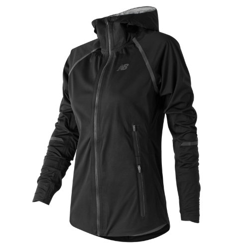 New Balance All Weather Jacket Girl's All Clothing - WJ73213BK