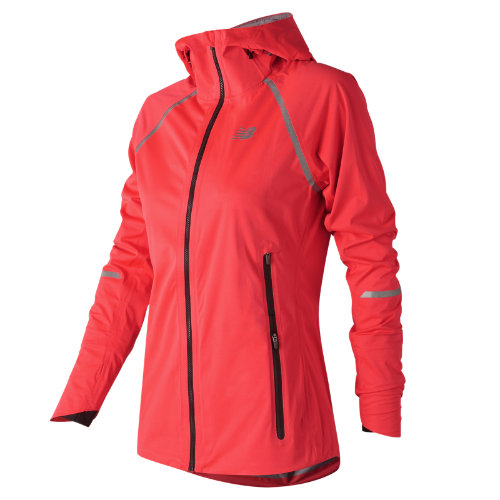 New Balance All Weather Jacket Girl's All Clothing - WJ73213ENR