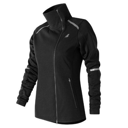 New Balance Windblocker Jacket Girl's All Clothing - WJ73218BK