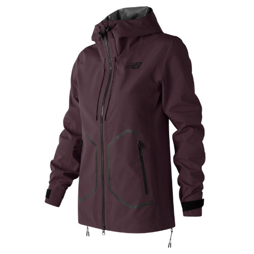 New Balance 247 Luxe 3 Layer Jacket Girl's All Clothing - WJ73542BAO