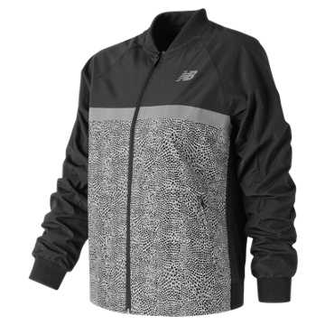 NB Athletics 78 Jacket, Black Multi