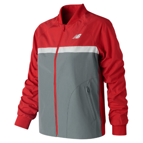 New Balance NB Athletics 78 Jacket Girl's All Clothing - WJ73545CE