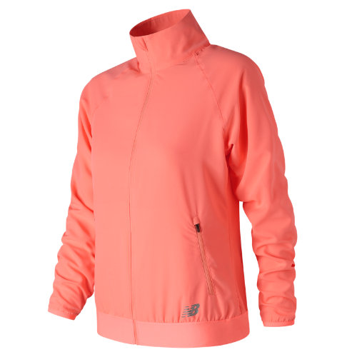 New Balance Accelerate Jacket Girl's Performance - WJ81137FIJ