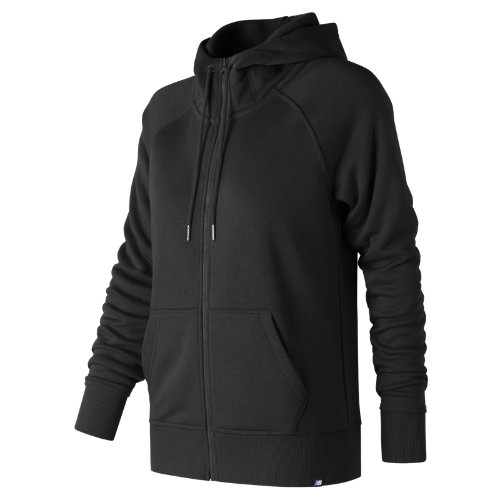 New Balance Essentials Hoodie Girl's Casual - WJ81550BK